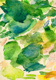 Watercolor stains. Old grunge multicolored watercolor paper background XXXL Royalty Free Stock Photo