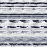 Watercolor striped abstract background Stock Image