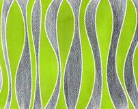 Watercolor striped background. Stock Photography