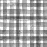 Watercolor stripes. Checkered seamless pattern 2 Royalty Free Stock Images