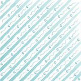 Watercolor stripes and dots background Stock Photos