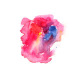 Watercolor stroke Royalty Free Stock Image