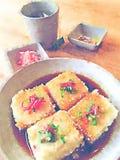 Watercolor sushi set Royalty Free Stock Photo