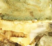 Watercolor texture. Stock Photos
