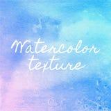 Watercolor texture Stock Photos