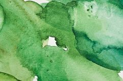 Watercolor texture Royalty Free Stock Photos