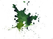 Free Watercolor Texture Of Stains Stock Photos - 81732693