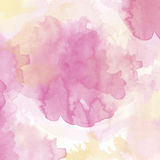 Watercolor texture with soft tones Royalty Free Stock Photos