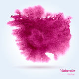 Watercolor texture. Royalty Free Stock Image