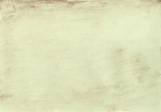 Watercolor texture. Stock Images