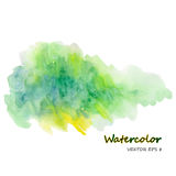 Watercolor  vector 1 Stock Images
