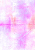 Watercolor vivid pink abstract wash drawing background for. Different design royalty free illustration