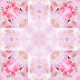 Watercolor Wallpaper Pattern Stock Images