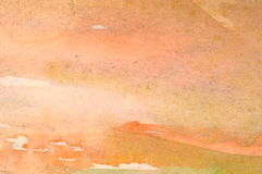 Watercolor wash background stock images