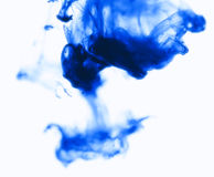 Watercolor water Stock Photography