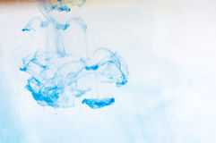 Watercolor water Royalty Free Stock Photos