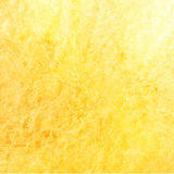 Watercolor yellow abstract grunge vector texture background.  stock illustration