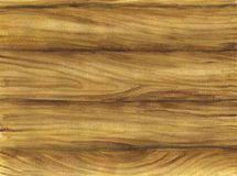 Watercolored wood texture Royalty Free Stock Image