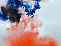 Watercolors για τα χρώματα, τα υπόβαθρα και τα σχέδια Στοκ φωτογραφίες με δικαίωμα ελεύθερης χρήσης
