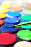 Watercolors Royalty Free Stock Photo