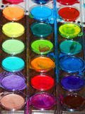 Watercolors Royalty Free Stock Image