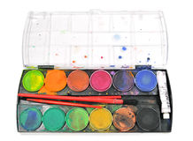 Free Watercolors Stock Image - 3739081