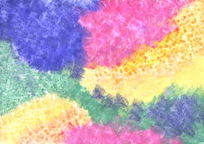 Watercolors background Stock Photo