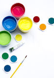 Watercolors Royalty Free Stock Image