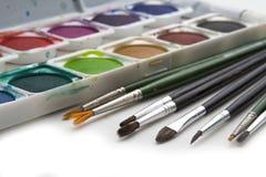 Watercolour Stock Photography