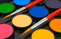 Watercolour Fotografia Stock Libera da Diritti