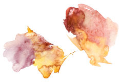 Watercolour Stockbild