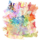 Watercolour background Stock Image