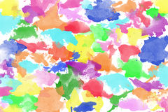 Watercolour background Stock Photos