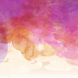 Watercolour background Royalty Free Stock Photo