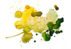 Watercolour blots. See my other works in portfolio Stock Photos