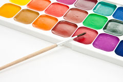 Watercolour paint Royalty Free Stock Images