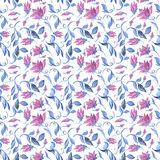 Watercolour seamless pattern Royalty Free Stock Image