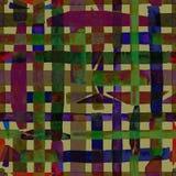 Watercolour stripe background. royalty free illustration