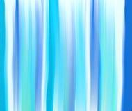 Watercolour stripes Stock Photos