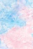 Watercolour tło Zdjęcia Stock