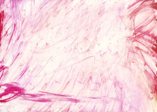 watercolour tekstury wycierający Fotografia Royalty Free