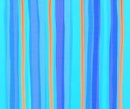 Watercolourstreifen lizenzfreie abbildung