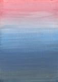 Watercolourtextuur Royalty-vrije Stock Afbeeldingen