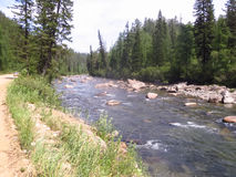 watercourse Obrazy Stock