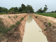 Watercourse Stock Image