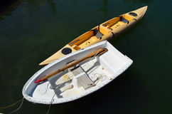 Watercraft pequeno Imagem de Stock Royalty Free