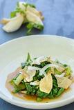 Watercress Bok Choy Salad Stock Photography