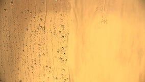 Waterdalingen stock videobeelden