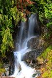 Waterdalingen royalty-vrije stock afbeelding