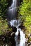 Waterdalingen stock foto's
